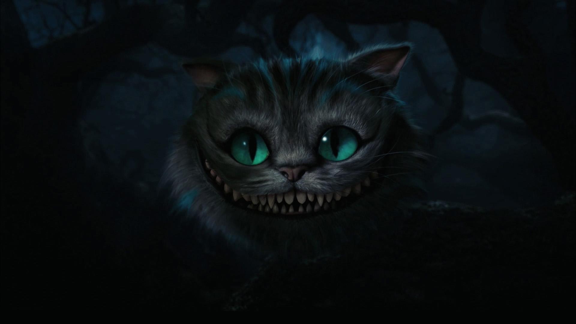 Чеширский Кот Hd Обои