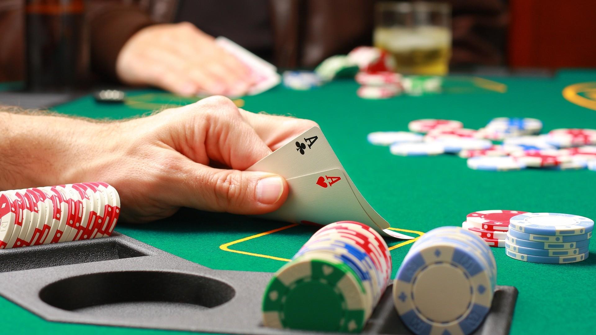 Texas holdem poker wallpaper