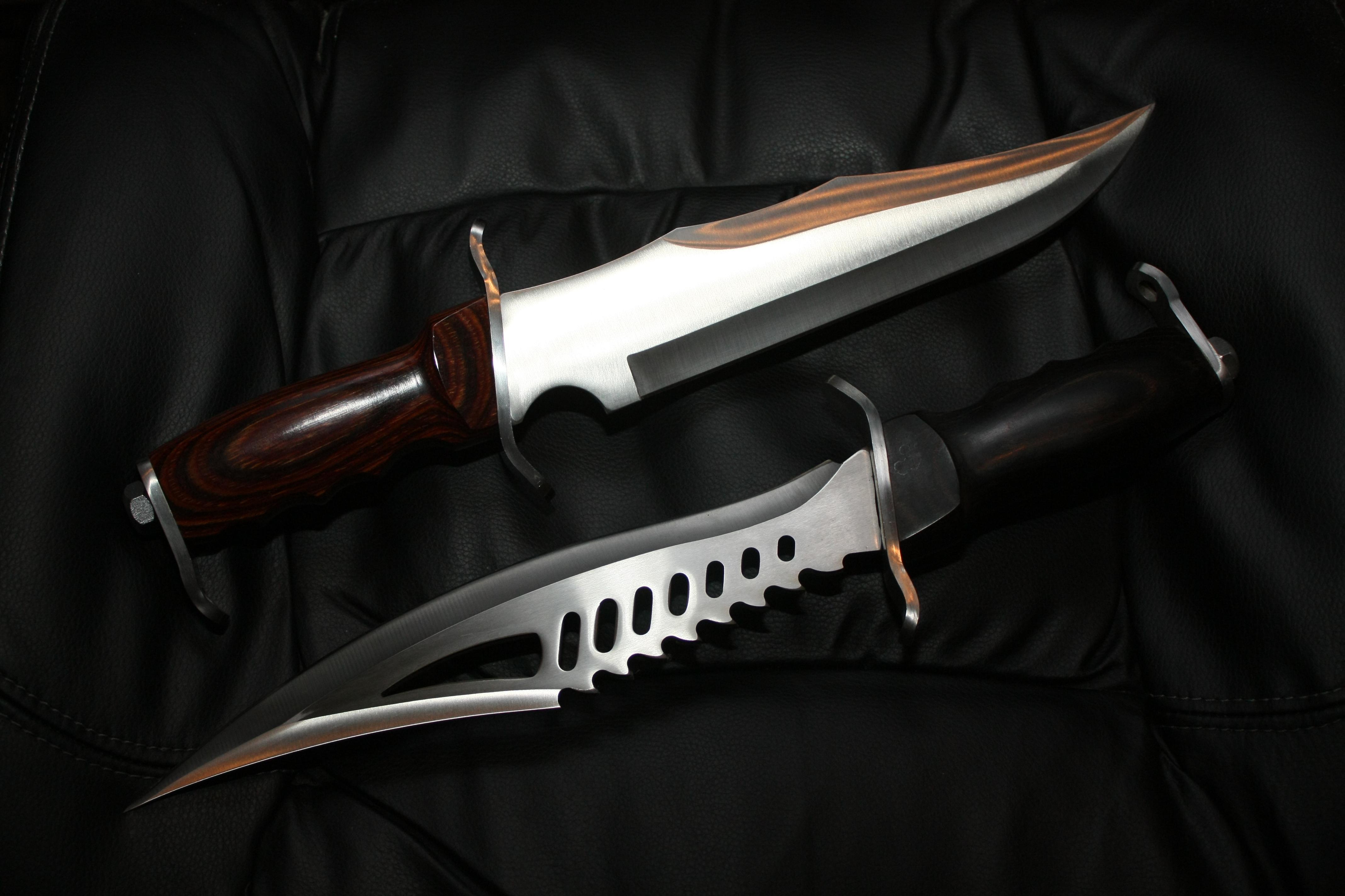 Самые опасные ножи мира, Самые необычные ножи в мире! (12 фото 1 видео) 11 фотография