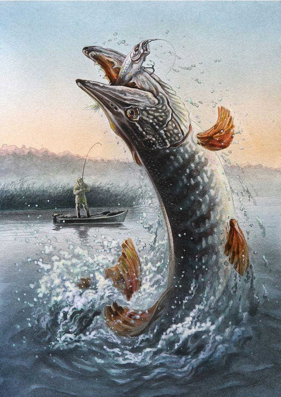 есть одна рыбалка картинки декупаж руках злоумышленников
