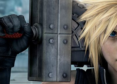Final Fantasy, Final Fantasy VII Advent Children, Cloud Strife - обои на рабочий стол