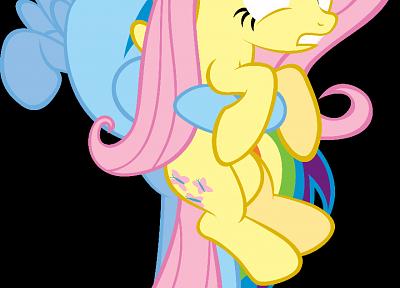 картинка флаттершай пони