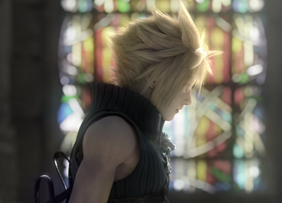 Final Fantasy VII, Final Fantasy VII Advent Children, Cloud Strife - обои на рабочий стол